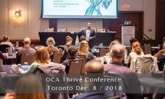 OCA 'Thrive' Toronto 2018